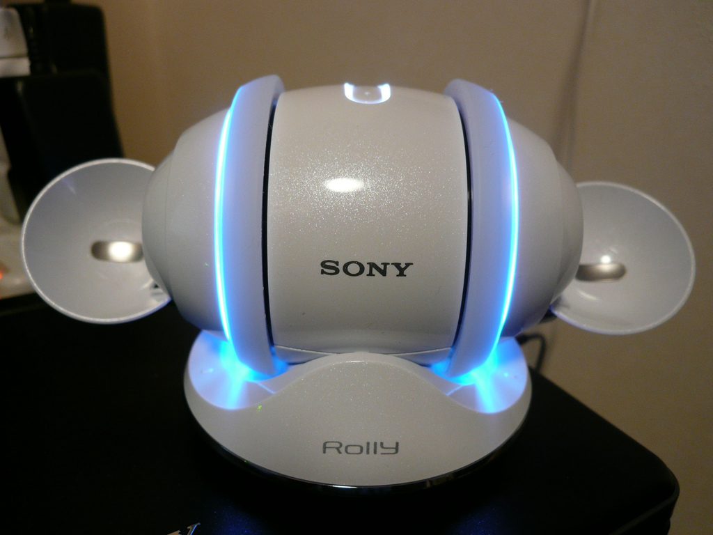 The Sony Rolly