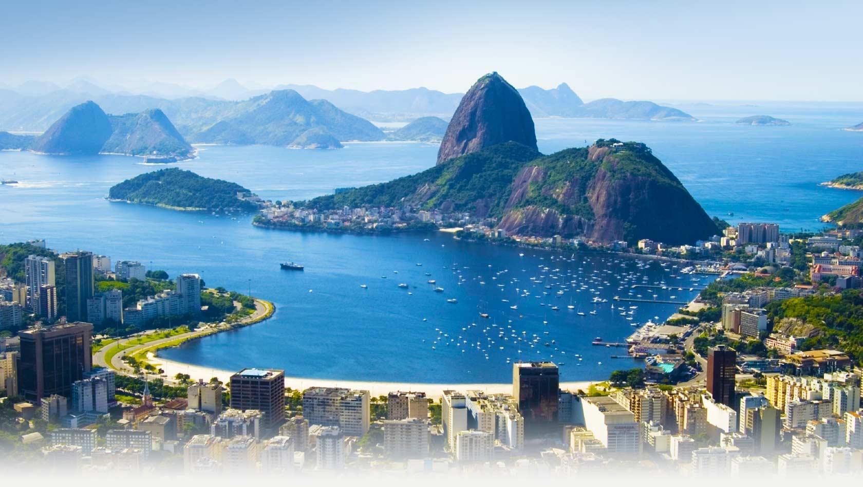 Botafogo Bay, Rio de Janeiro - Brazil