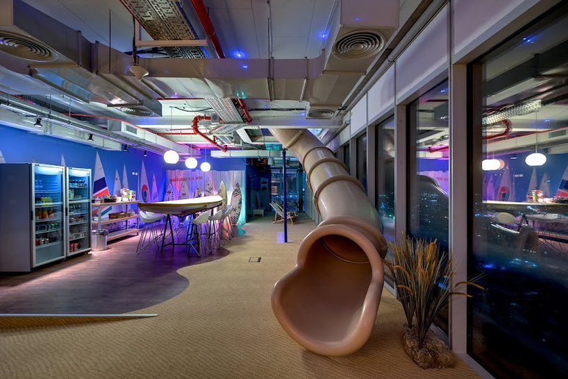 Google's Office In Tel Aviv