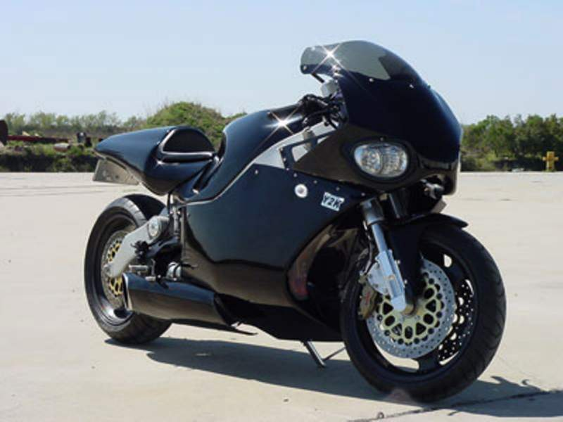 Y2K Turbine Powered Superbike