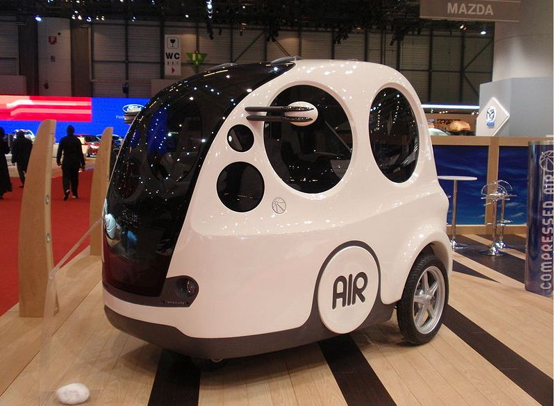 The Airpod By TATA Motors