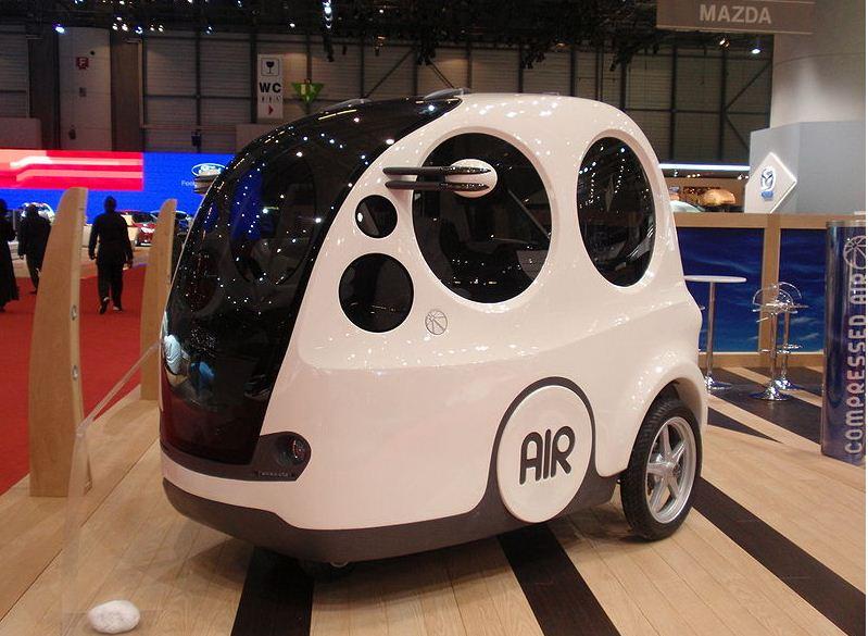 The Airpod By TATA Motors