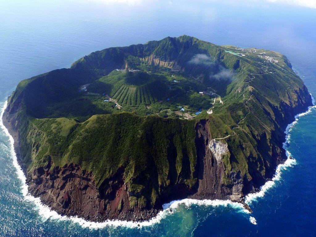 Living Inside A Volcano