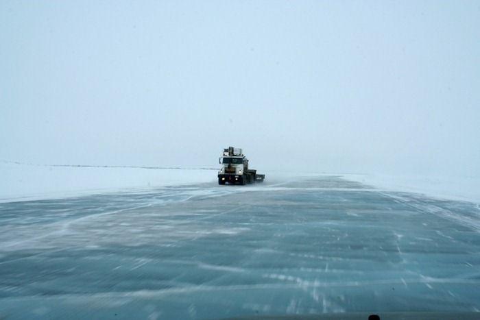 Arctic Ice Roads