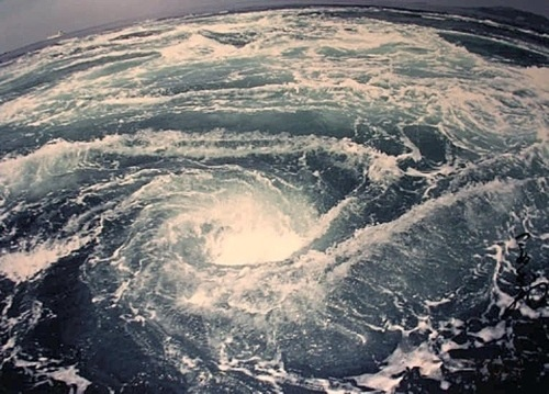 Scary Whirlpool