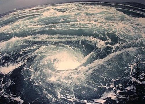 Scary Whirlpool