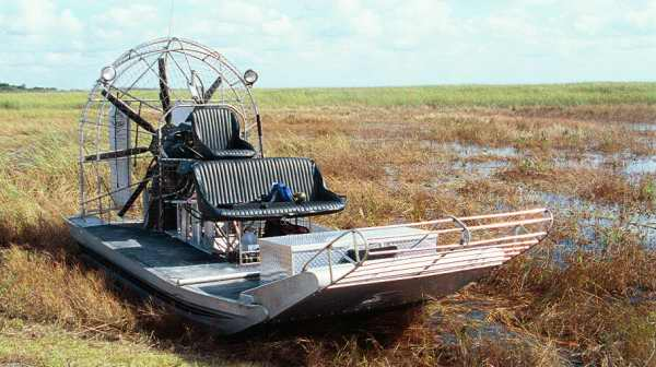 How Air Boats A Made