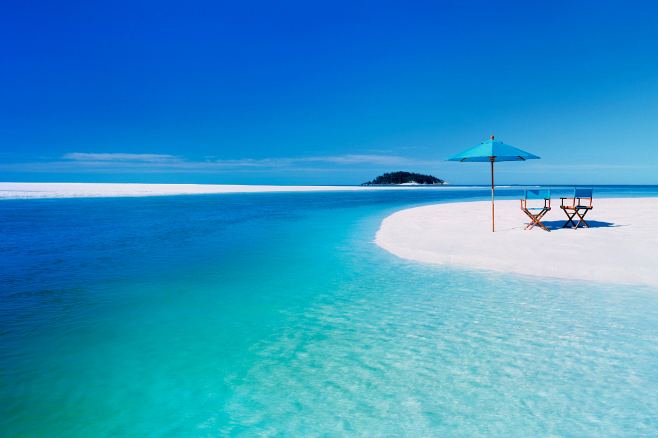 Best Beaches From Around The World