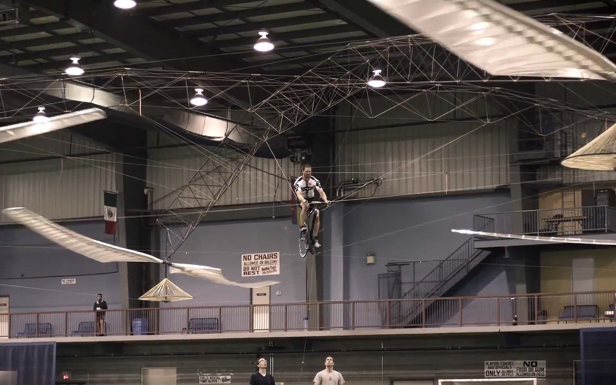Atlas - The Human Powered Helicopter