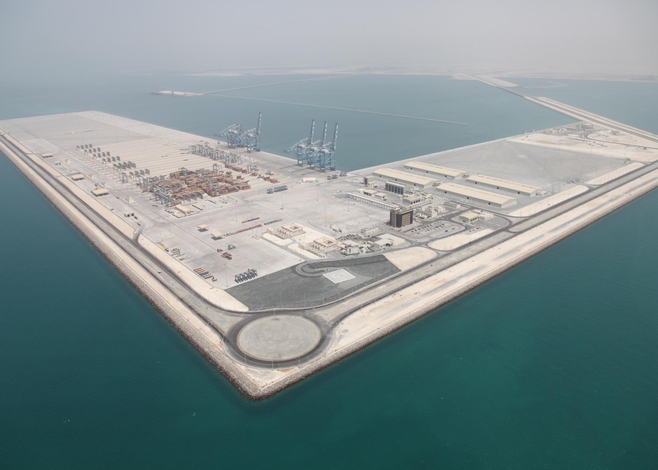 Khalifa Port - Abu Dhabi