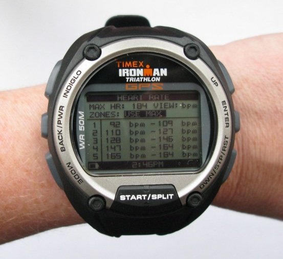The Timex Global Trainer