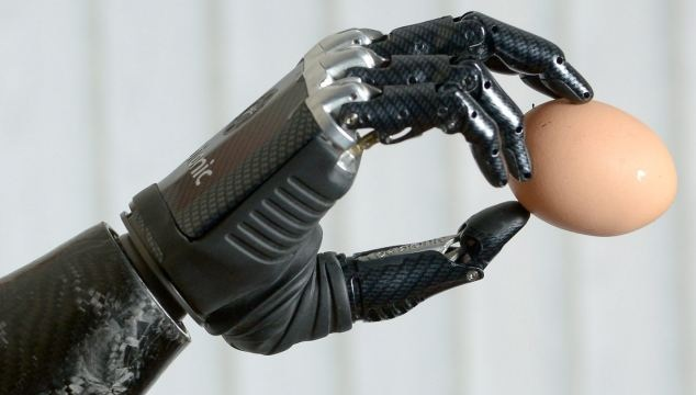 The Hand From Terminator - Bebionic 3