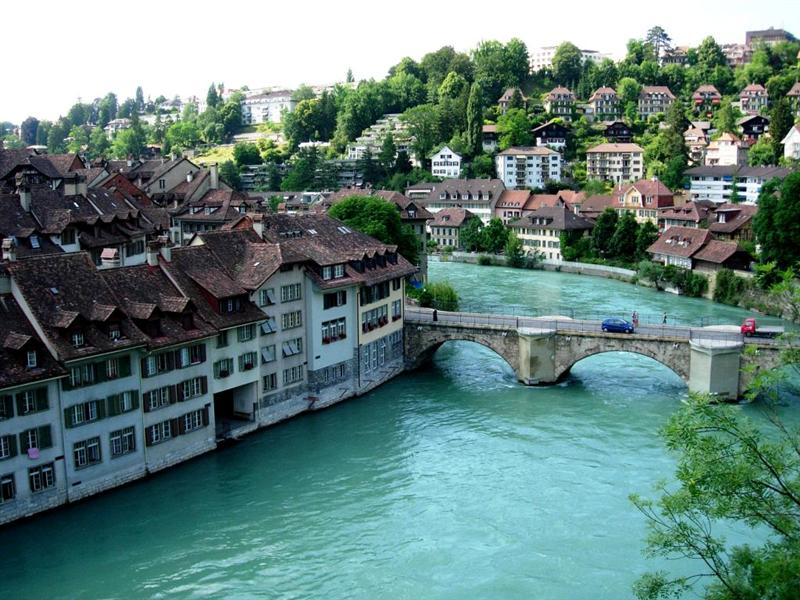 The City Of Bern - Switzerland