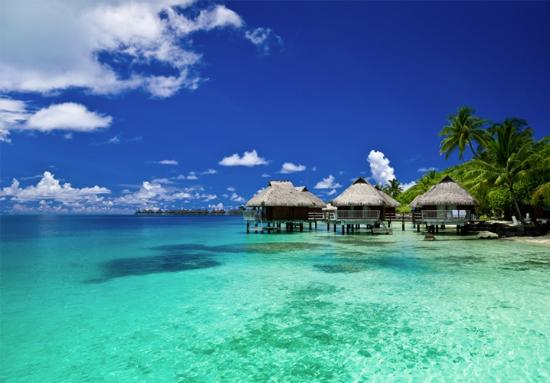 A Sea Side Paradise - Bora Bora