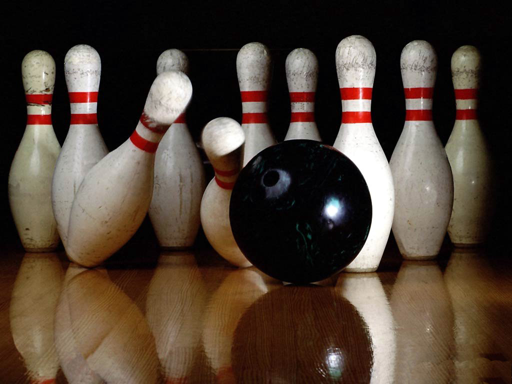 Awesome Bowling Trick Shots
