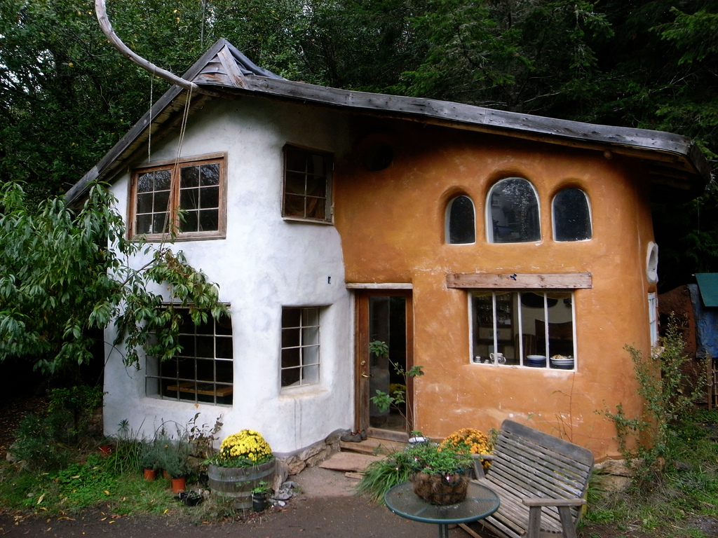 The House Made Of Mud