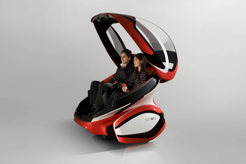 Tiny Self Driving Car By General Motors