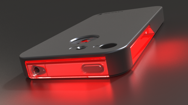 LED Case For iPhones