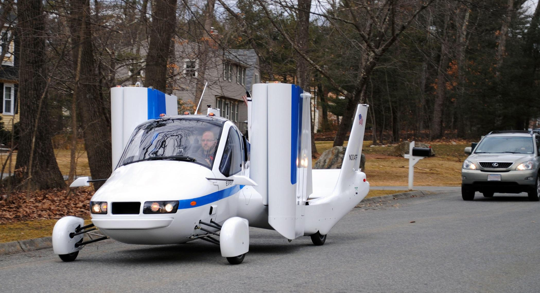 The Flying Car Is Finally A Reality