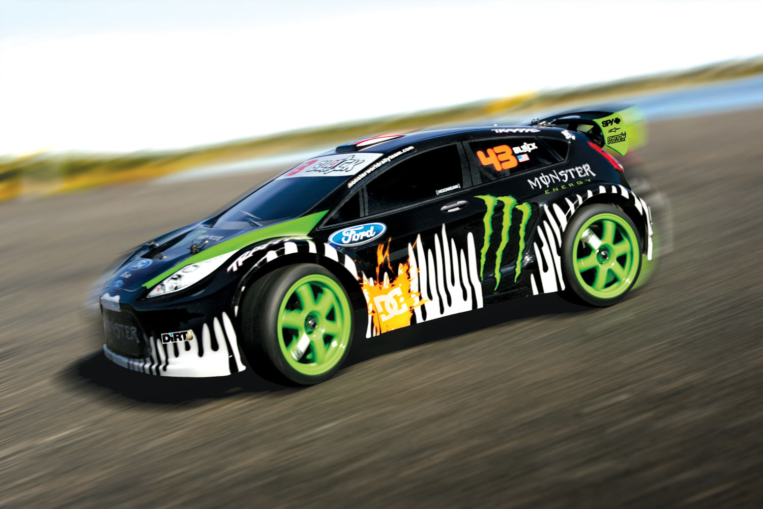 Awesome Car Control - Ken Block