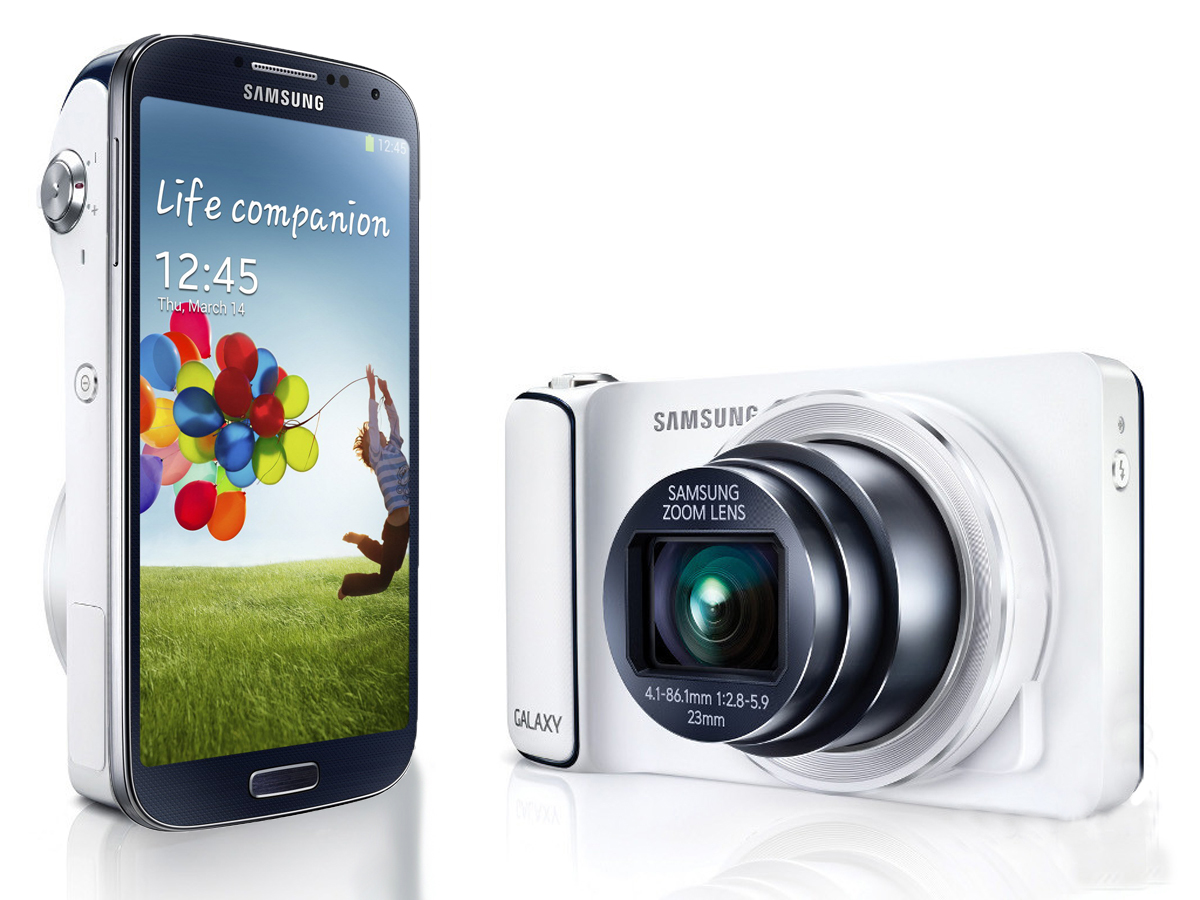A phone Or A Camera - Samsung Galazy S4 Zoom