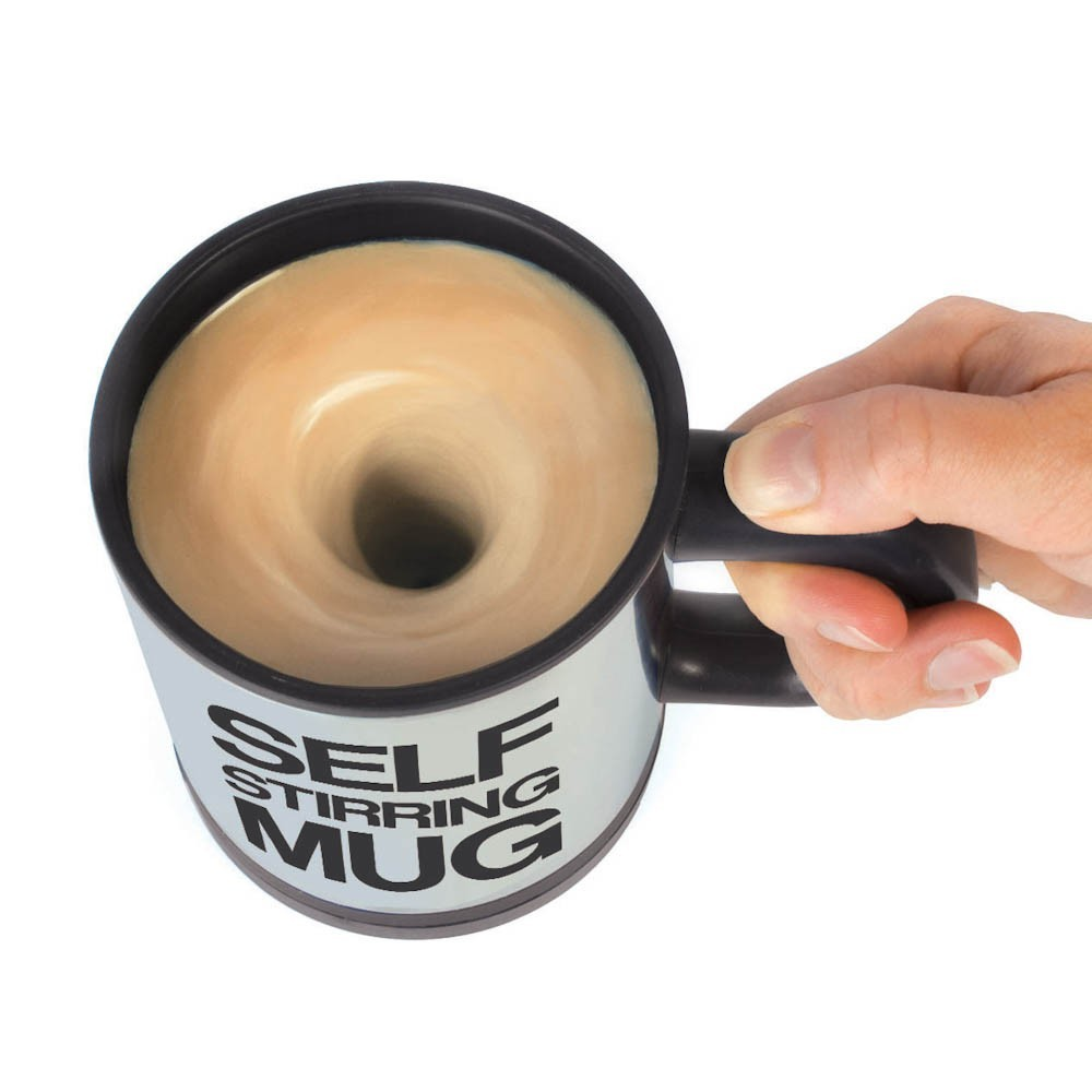 Slef Stiring Coffee Mug