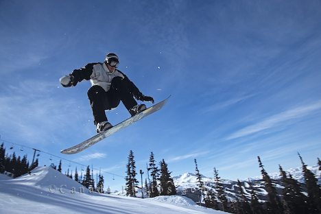 Snowboarding - Because You Love It