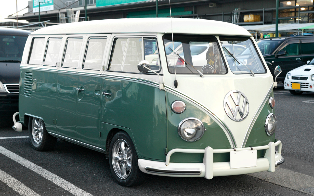 The Volkswagen Bus