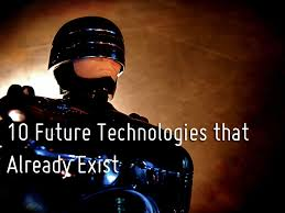 10 future technolgies