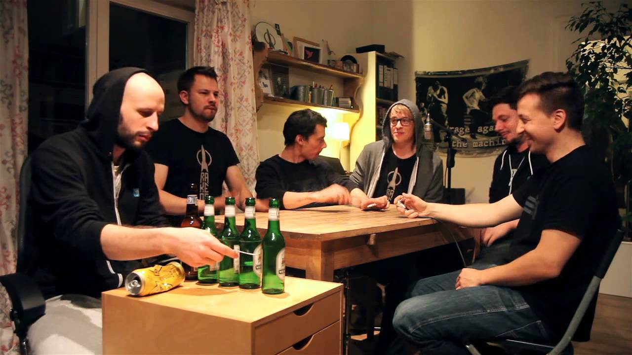 Rakede - Bitte Bitte (Tischkonzert