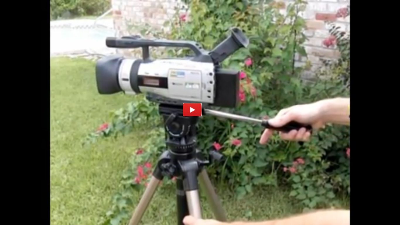 The Simplest Solution To Panning A Camera
