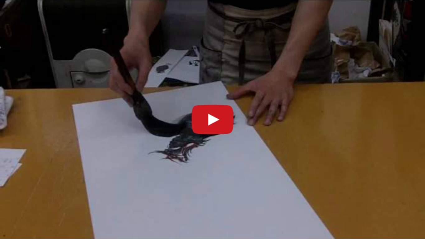 Japanese Dragon Painter