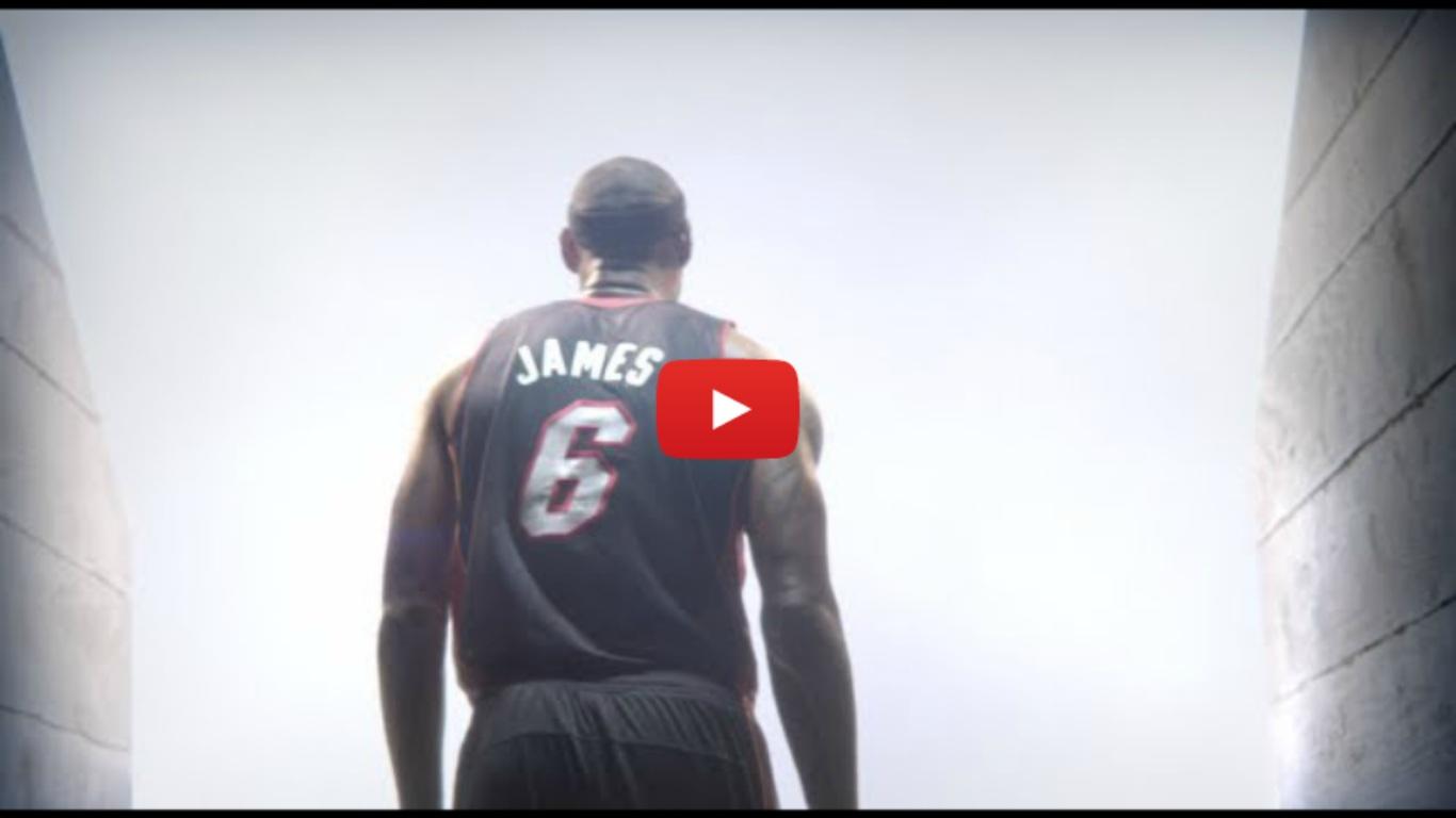 Nike LeBron 11 'Away'