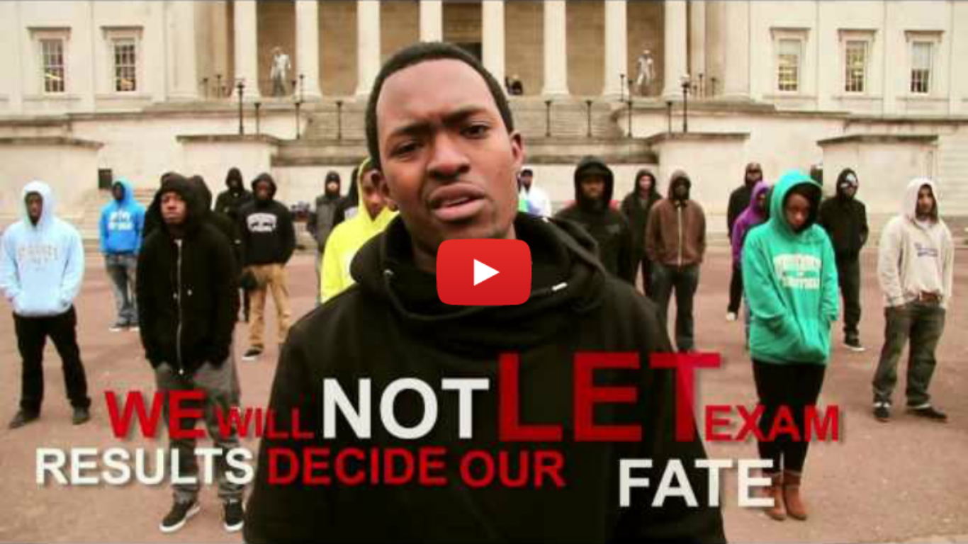 I Will Not Let An Exam Result Decide My Fate - Spoken Word