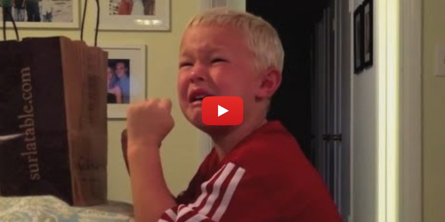 Hilarious Reactions Kids Have To Parents Stealing Their Candy!