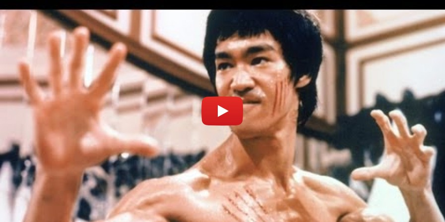 bruce lee vs chuck norris the most epic bruce lee moment