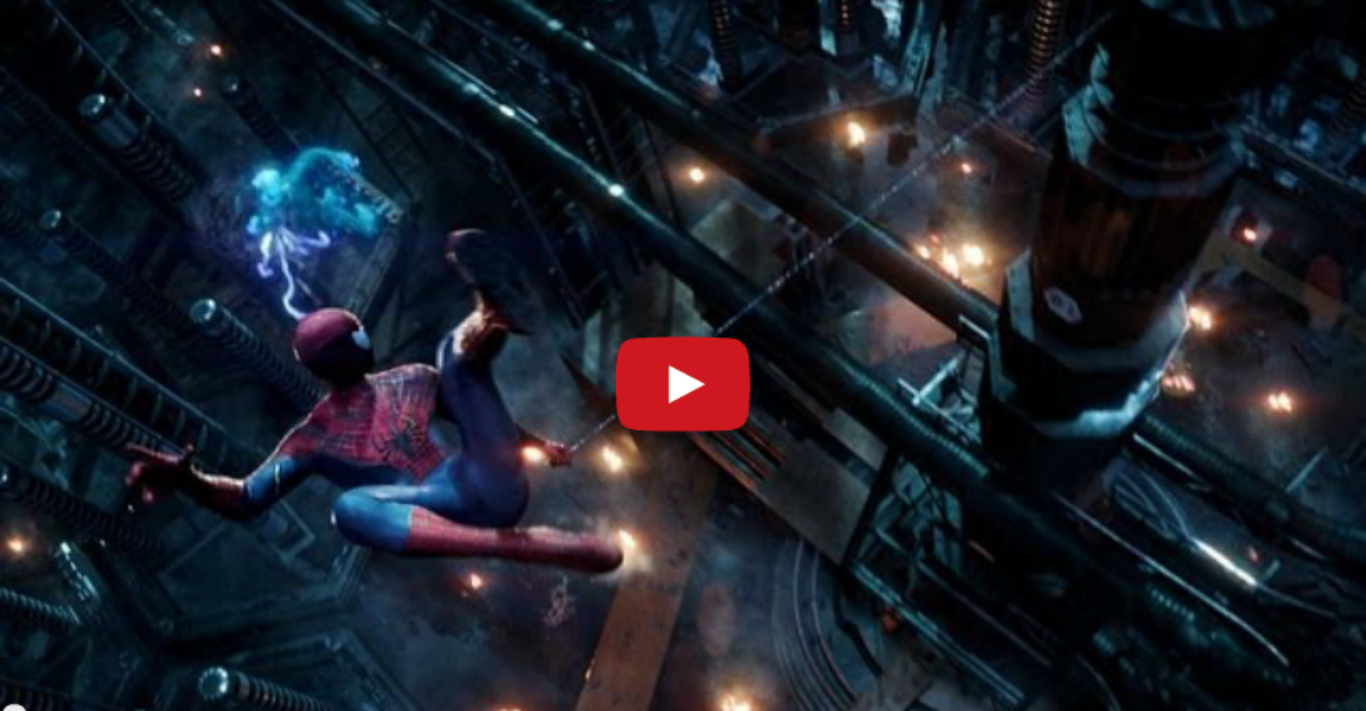 The Amazing Spider-Man 2 - OfficialTrailer