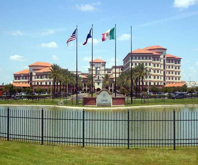 https://en.wikipedia.org/wiki/Laredo,_Texas