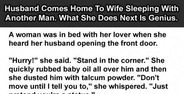 getting wife to sleep with another man