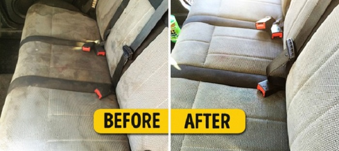 Photo Credit: http://fabulesslyfrugal.com/diy-detail-cars-upholstery/