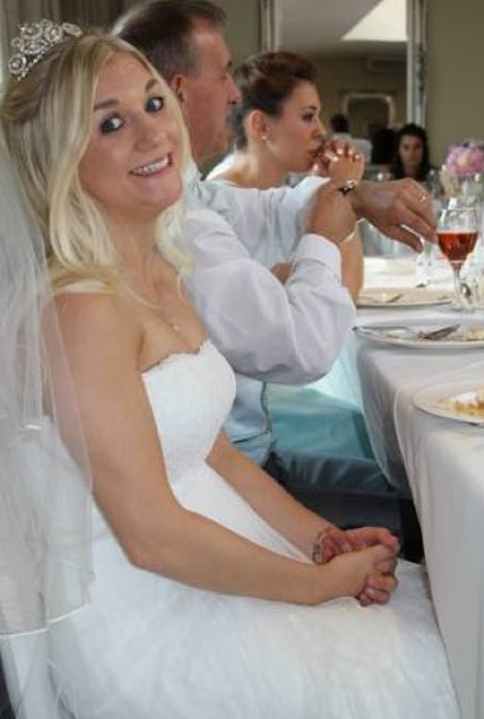 This cheated bride sells her wedding dress on eBay and what she