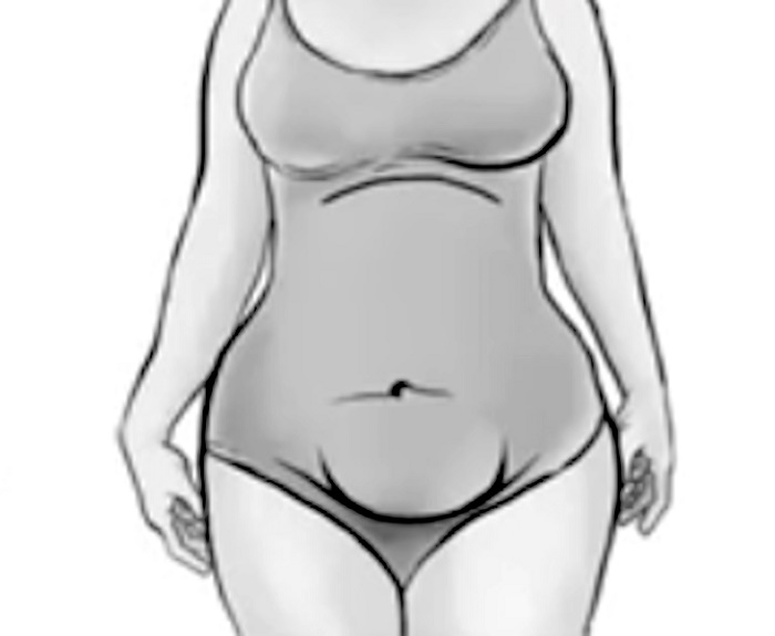 Warning Signs Hormones Are Affecting Your Body Shape Making